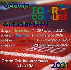 Four Colours Grand Prix Inowrocław – Green Run