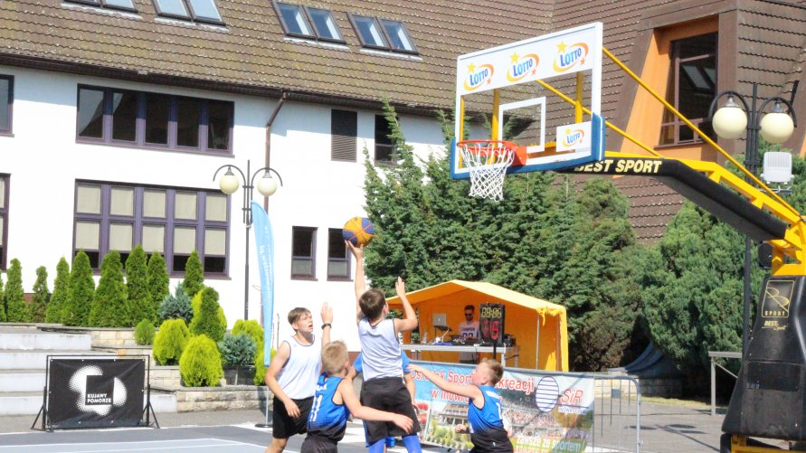 Kujawsko – Pomorskie 3x3 Basket Cup, Inowrocław Open