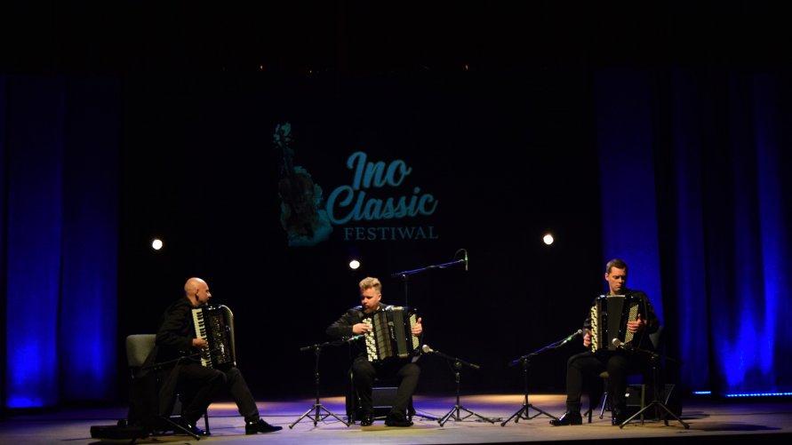 Akordeonowy akcent w Ino Classic Festiwal