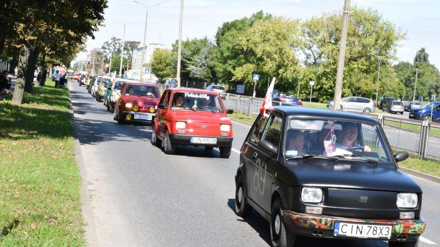 Zlot Fiata 126p i klasyków