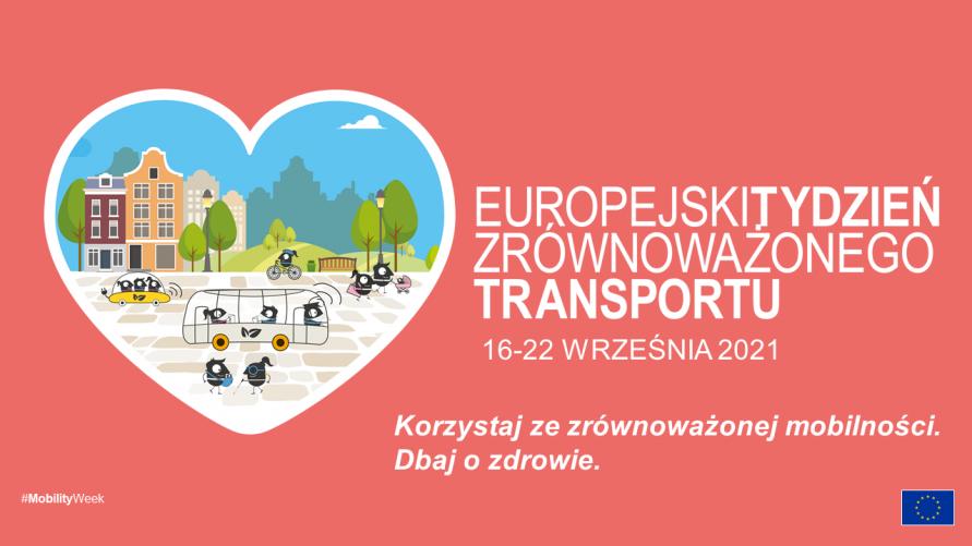 16 września rozpoczyna się coroczny Europejski Tydzień Zrównoważonego Transportu.